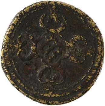 Charles IX à Louis XIV, poids monétaire de l'écu au soleil, s.d