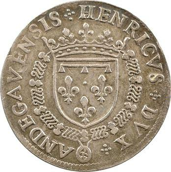Anjou, Henri duc d'Anjou, s.d