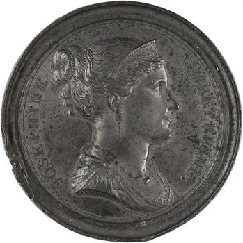 Premier Empire, l'Impératrice Joséphine, par Andrieu, s.d