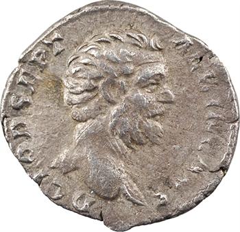 Albin, denier, Rome, 195
