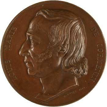 Louis-Philippe Ier, Louis-Marie de Cormenin, par Rogat, 1842 Paris