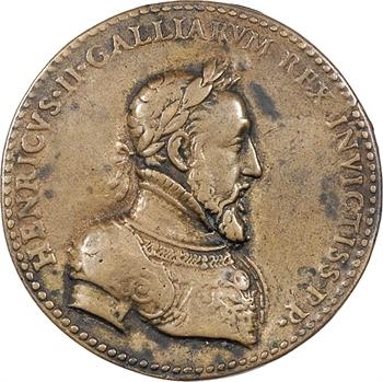 Henri II, victoires militaires sur les armées impériales, 1552 Paris