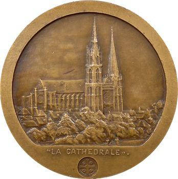 Perron (C.) : Huysmans et la cathédrale de Chartres, s.d. Paris