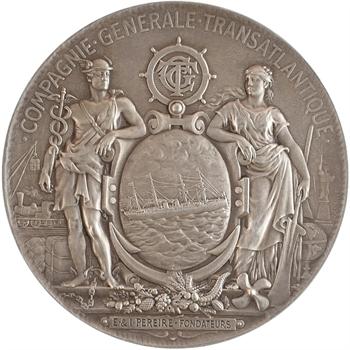 IVe République, la C. G. T. à Mme Andrée Maillard, 25 ans de service, 1937-1962 Paris