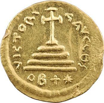 Tibère II Constantin, solidus de poids léger, Théoupolis (Antioche)