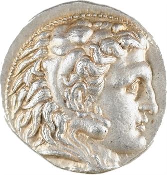 Macédoine, Alexandre le Grand, tétradrachme, Babylone, c.311-305 av. J.-C
