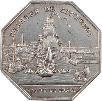 IVe République, la Chambre de Commerce du Havre de Grâce, par Delannoy, 1958 Paris