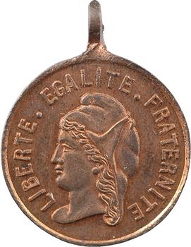 IIIe République, la Suisse généreuse, la France reconnaissante, 1871 Macon