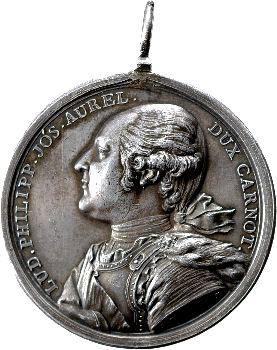 Louis-Philippe-Joseph d'Orléans, duc de Chartres, 1780
