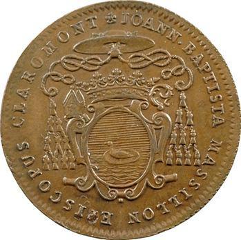 Auvergne, Clermont, Jean Baptiste Massillon, évêque, 1719