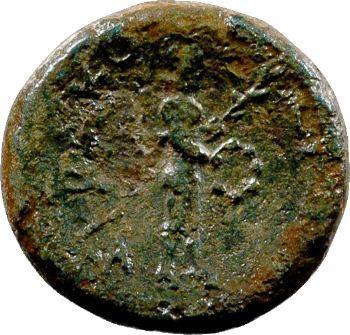 Sicile, moyen bronze, Syracuse, après 212 av. J.-C.