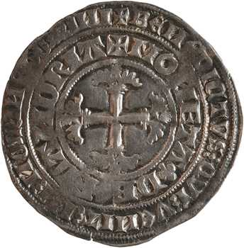 Flandre (comté de), Louis de Male, double gros dit botdraeger
