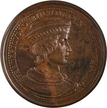 Lorraine : Ferry Ier de Lorraine (1143-1207) et Ludmilla Piast de Pologne (1153-1223), par Saint-Urbain, s.d. Nancy
