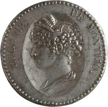 Second Empire, mariage de Napoléon III et Eugénie (Impératrice), 1853 Paris