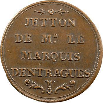 Forez, Louis-Cézar Crémeaux, marquis d'Entragues, s.d. Paris