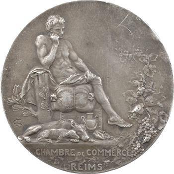 Marne, Reims, jeton de la Chambre de commerce, s.d. (après 1880) Paris