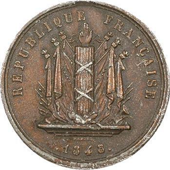 IIe République, Garde nationale de Lillers en juin 1848, Paris