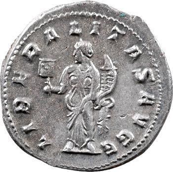 Gallien, antoninien, Rome, 255-256