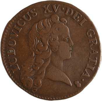 Louis XV, demi-sol au buste enfantin, 1721 Paris