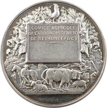Vernon (F.) : comice agricole de Béthune, PROOF, s.d. Paris
