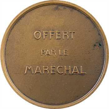 IIe Guerre Mondiale, don du Maréchal Pétain, par Pierre Turin, 1941 Paris