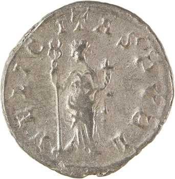 Volusien, antoninien, Rome, 252