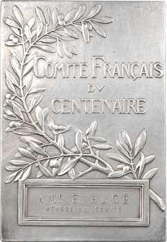 Argentine, hommage de la colonie française à la nation argentine, par Peynot, 1810-1910 Paris