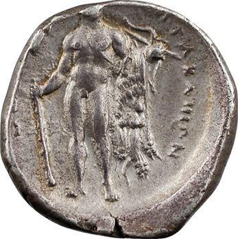 Lucanie, Héraclée, statère ou nomos, c.330-300 av. J.-C.