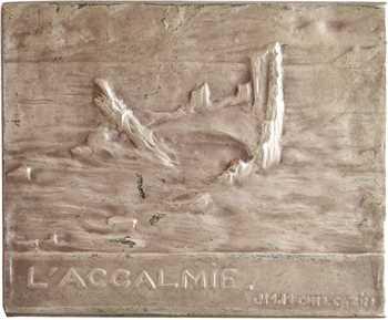 Cazin (M.) : L'Accalmie, 1903 Paris, SAMF N° 1