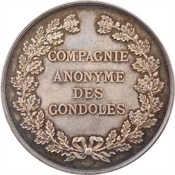 IIIe République, Compagnie anonyme des Gondoles, s.d. Paris