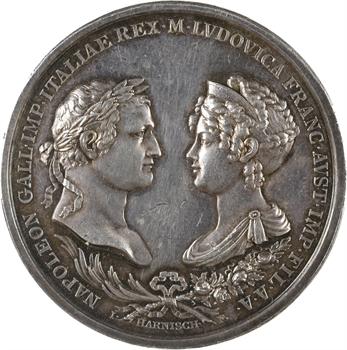 Premier Empire, mariage avec Marie Louise, par Harnisch et Zeichner, 1810 Paris