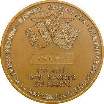 Maroc, Comité des sports, par J. Vernon, s.d. Paris