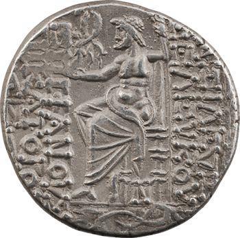 Syrie, Séleucos VI (95-94), tétradrachme, Antioche, 96-95 av. J.-C