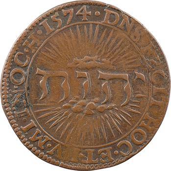 Pays-Bas espagnols, Philippe II, la liberté de culte, 1574
