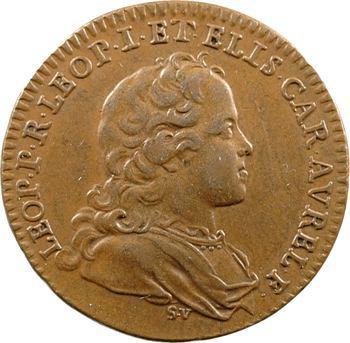 Lorraine (duché de), Léopold-Clément, fils du duc Léopold, 1714
