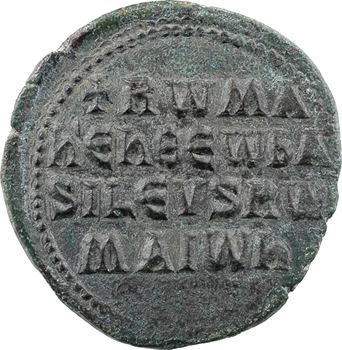 Romain Ier, follis, Constantinople, 920-944