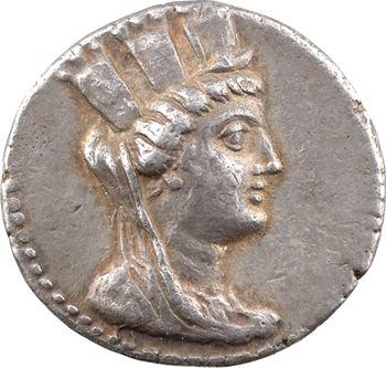 Phénicie, Arade, tétradrachme, An 168 = 92-91 av. J.-C