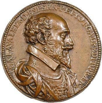 Jean Louis de Nogaret de La Valette, duc d'Épernon, 1607