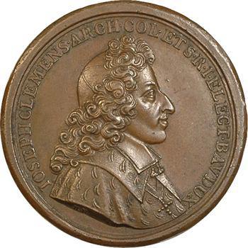 Pays-Bas Méridionaux, Clément de Bavière, festin donné à Reims, 1712