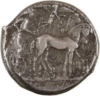 Sicile, Syracuse, tétradrachme, époque de Gélon, c.480 av. J.-C
