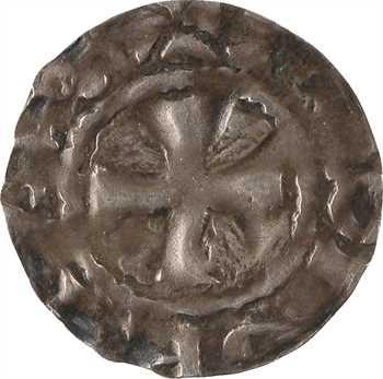 Auvergne, Le Puy (évêché), denier anonyme, avant 980