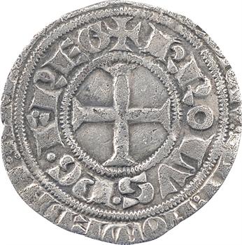 Dauphiné, Viennois (dauphins du), Charles Ier dauphin (futur Roi Charles V), gros tournois, s.d. (avant 1364)