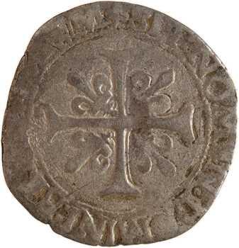 François Ier, dizain dit Franciscus, Toulouse