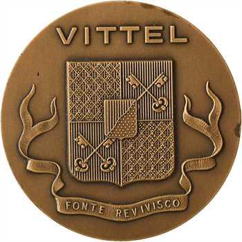 IVe République, Vittel ville pré-olympique, s.d