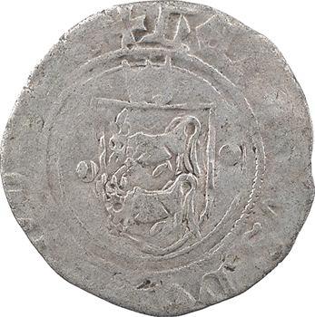 Béarn (seigneurie de), Henri Ier d'Albret, blanc, Morlaàs