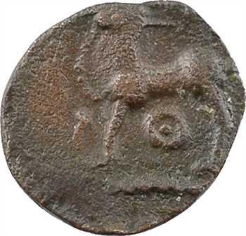 Séquanes, bronze TOGIRIX/TOGIRI, c.50 av. J.-C.