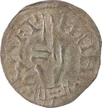 Besançon (archevêché de), Hugues III, denier à la main