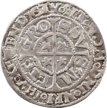 Metz (ville de), gros, s.d. (c.1540-1646) Metz