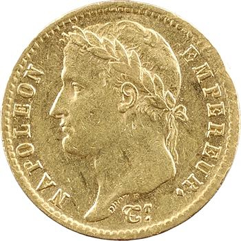 Premier Empire, 20 francs Empire, 1811 Lille