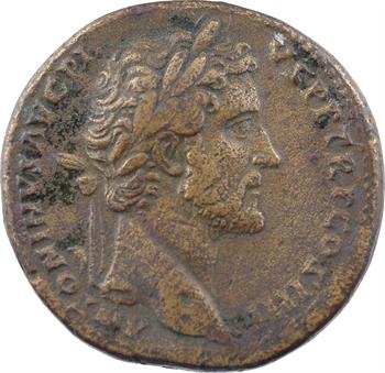 Antonin le Pieux, sesterce, Rome, 147